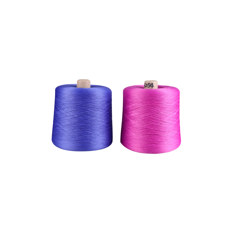Excellent performance of pure polyester yarn