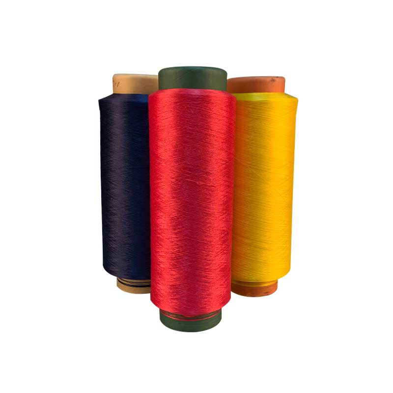 DTY 200D color yarn